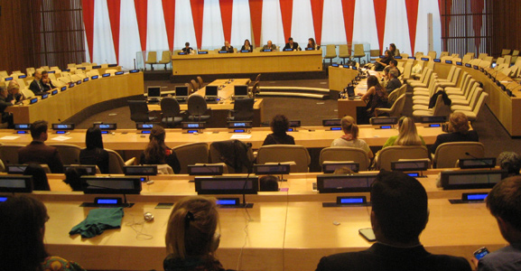 Tim Hetherington documentary screening - Ecosoc