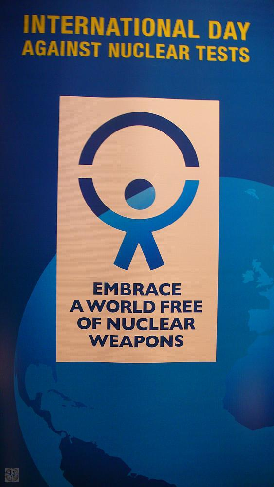 International Day Anti-Against to Nuclear Tests - Kazakhstan