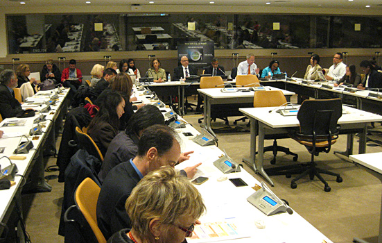 International Health Day - WHO's Birthday at the United Nations - April 7, 2015