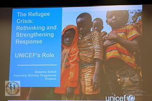 THE REFUGEE CRISIS: RETHINKING AND STRENGTHENING THE RESPONSE | UN DPI.NGO Briefing