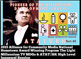 MDGs & ATATURK - 2015 National Hometown Winning Program