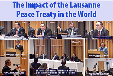 2017 LMTV: The Impact of the Lausanne Peace Treaty